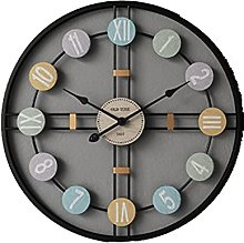 Wall Clock Kitchen Vintage,Wall Clocks for Living