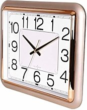Wall Clock Large Quartz Non Ticking Silent Battery