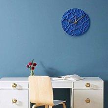 Wall clock Modern and minimalist Scandinavian wall