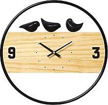 Wall Clock Modern Design Living Room Pendulum