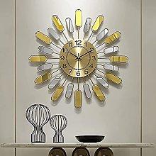Wall Clock Modern Large Unusual Decorative Clock