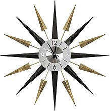 Wall Clock Modern Wall Clock,Trendy Geometric