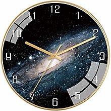 Wall Clock Silent Clock Creative Quartz Watch Home