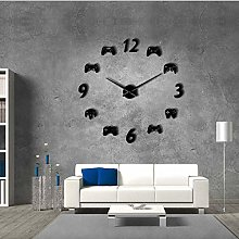 Wall clock Video Game Controllers DIY Large Wall
