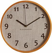 Wall Clock Vintage / White Base Clocks For Living