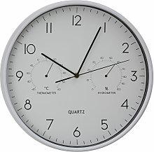 Wall Clock White / Black Finish Frame Clocks For