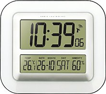 WALL CLOCK WS 8006, White, 1 - Pack