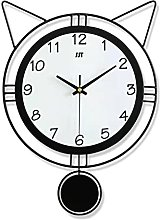 Wall Clocks for Living Room, Large Clock with