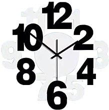 Wall Clocks for Living Room Modern Silent, Large