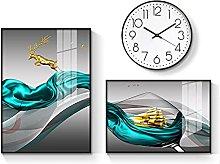 Wall Clocks Indoor Clock Personality Wall Clock