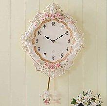 Wall Clocks Resin Art 14 Inches Wall Clocks