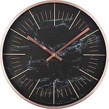 Wall Clocks310 inch Black Silent Clock Modern
