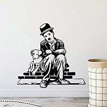 Wall Decals Comedy Movie Celebrity Templates Vinyl