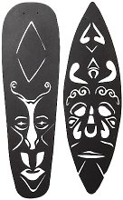 Wall Decoration Mask - Wall Art Wall - for Living