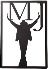 Wall Decoration Michael - Wall Art Wall - for
