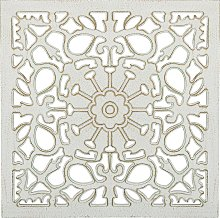 Wall Decoration White VENADO