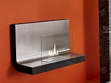 Wall fireplace Mesa