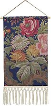 Wall Hanging Tapestry,Faded Vintage Victorian