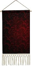 Wall Hanging Tapestry,Gothic Victorian Vampire