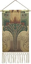 Wall Hanging Tapestry,Victorian Arts And Crafts