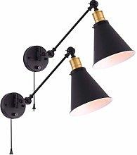Wall lamp Lighting LED American Creative Folding