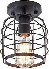 Wall lamp Lighting LED American Retro Wrought Iron