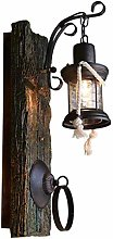 Wall lamp Lighting LED Bright Rustic Style Wall