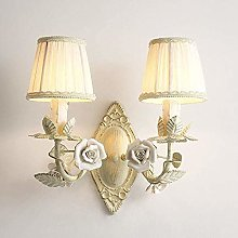 Wall lamp Lighting LED Ceramic Wall lamp Bedroom