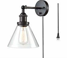 Wall lamp Lighting LED Retro Minimalist Bedroom