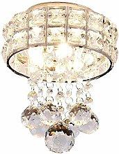 Wall lamp Lighting LED Round Cloakroom Balcony