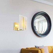 Wall lamp Lighting LED Square Bathroom wash lamp