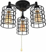 Wall lamp Lighting LED Wrought Iron Ceiling lamp