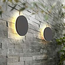 Wall LED Outer Waterproof IP65 Garden Decorative
