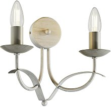 Wall Light 'Amonja' dimmable (antique,