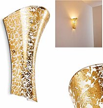 Wall Light Chieti, Indoor lamp Made from Metal and