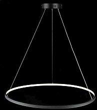 Wall light Circle LED Pendant Light Modern Metal