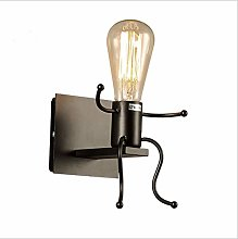 Wall Light Humanoid Creative Modern LED Nordic
