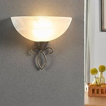 Wall light Mohija with a romantic look