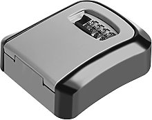 Wall Mount Lock Box Ensure Security Key Safe