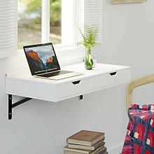 Wall-mounted Computer Desk Study Writing Table