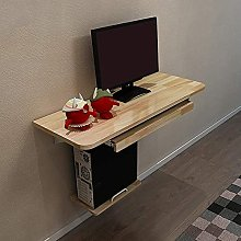 Wall-mounted computer desk work table desk