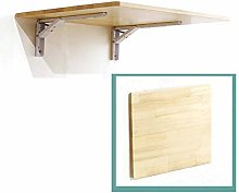 Wall-Mounted Drop-Leaf Folding Table, Dining Table