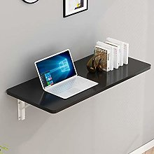 Wall-Mounted Drop-Leaf Table, Floating Small