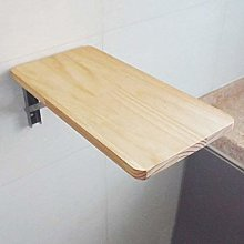 Wall-mounted Drop-leaf Table, Folding Wooden