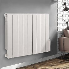 Wall Mounted Electric Radiator Thermostatic Heater