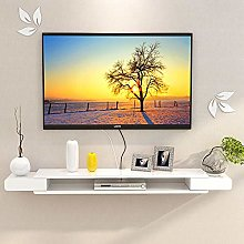 Wall-Mounted Floating TV Cabinet TV Console Home