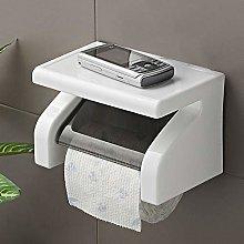 Wall Mounted Plastic Waterproof Toilet Roll Paper