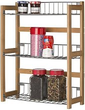 Wall-Mounted Spice Rack MaxiMondo