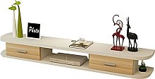 Wall-Mounted TV Cabinet, Floating TV Cabinet,