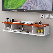 Wall-Mounted Tv Stand Media Console for WiFi